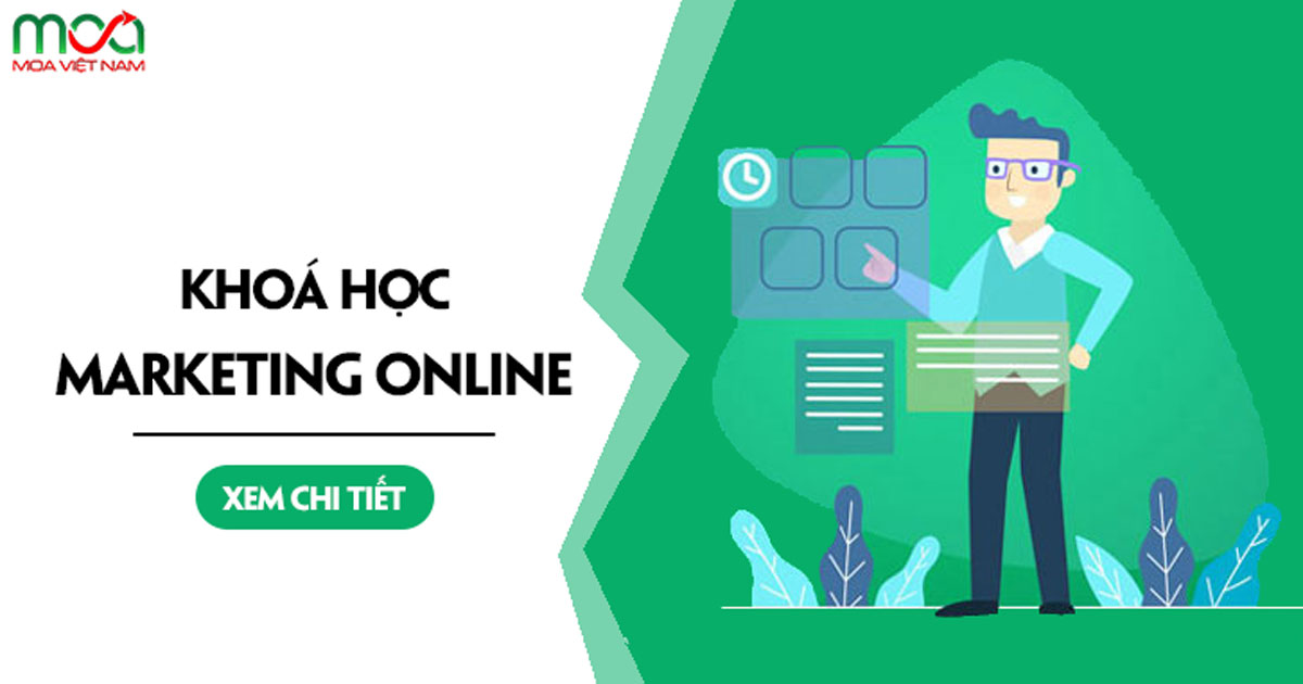 Giải pháp Marketing Online cho phòng khám - Khoá Học Marketing Online