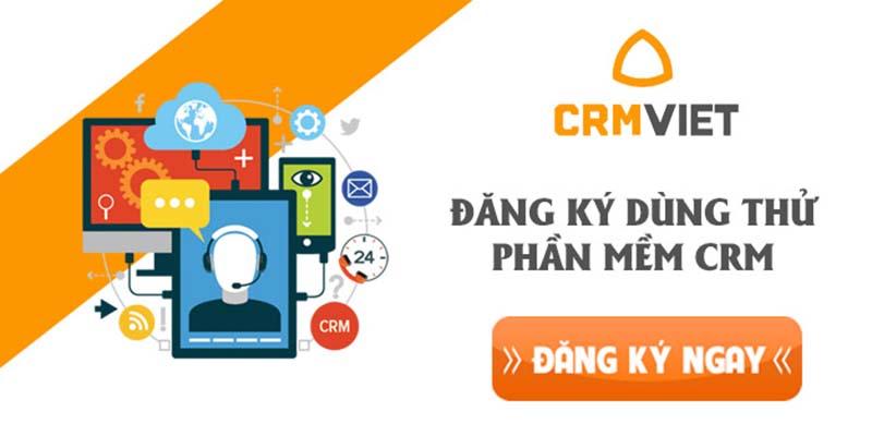 CRM - Phần mềm quản lý bán hàng Online