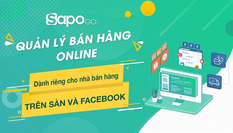 Phần Mềm Quản Lý Bán Hàng Online Sapo
