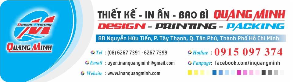 giải pháp Marketing Online cho công ty in ấn - Xây dựng Fanpage Công Ty