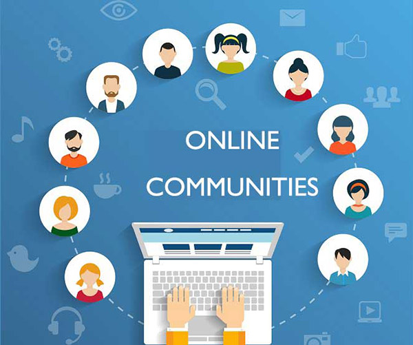 Xây dựng cộng đồng Online
