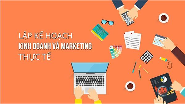 Lập kế hoạch một trong những yếu tố để kinh doanh online thành công