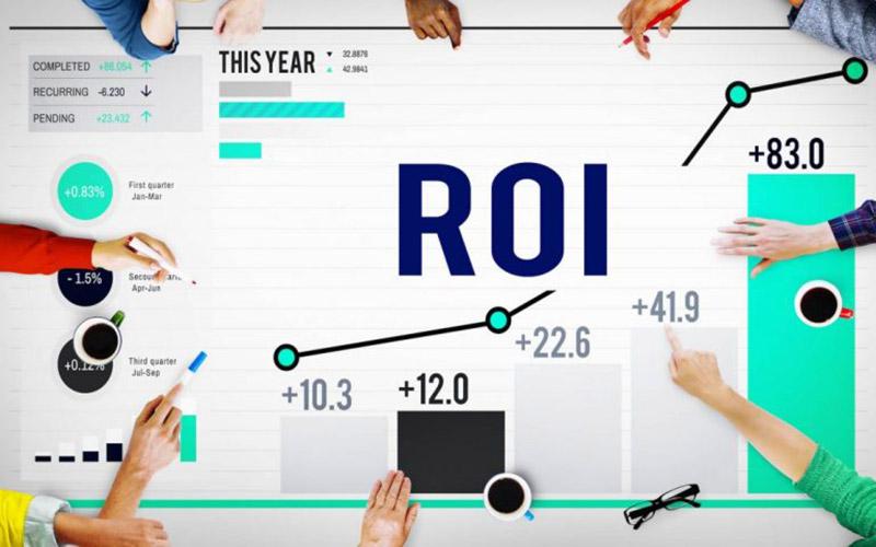 Cách tính ROI hiệu quả trong Marketing