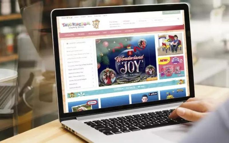 Kinh Doanh Đồ Chơi Trẻ Em Online