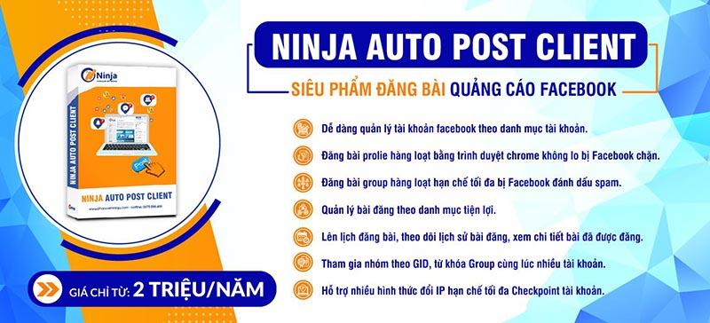 Phần Mềm Hỗ Trợ Đăng Bài, Xây Dựng Trên Group Facebook