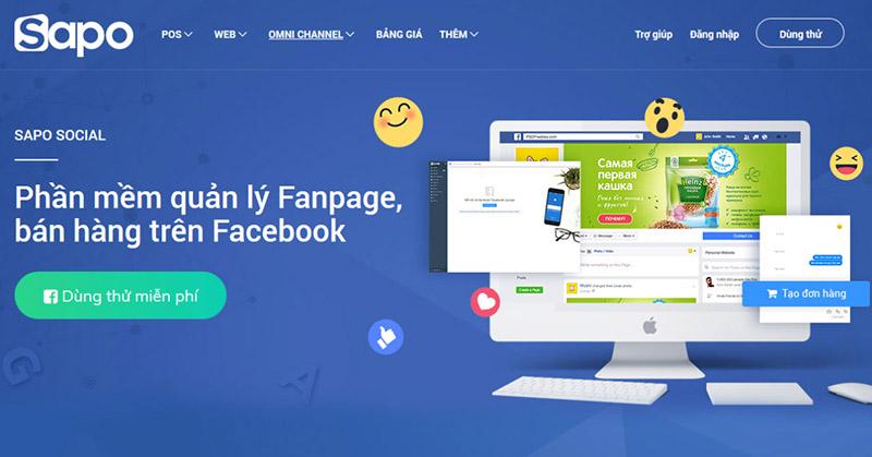 Sử dụng phần mềm quản lý bán hàng online trên Facebook