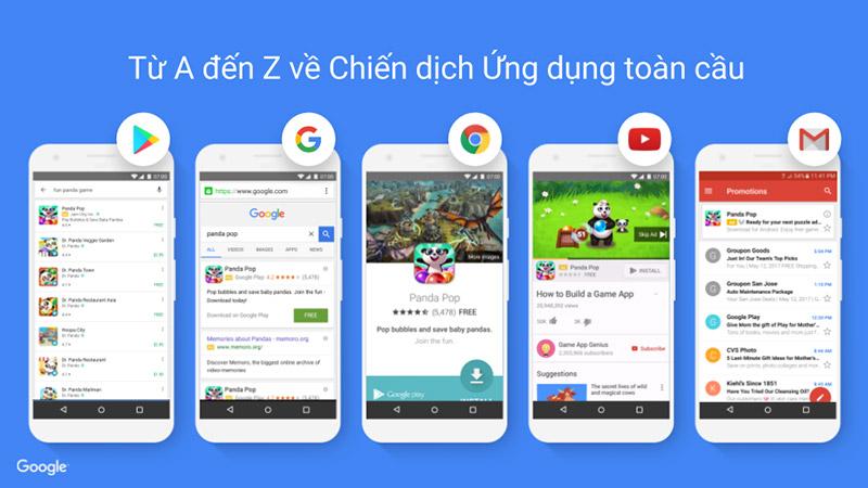 Quảng cáo ứng dụng App