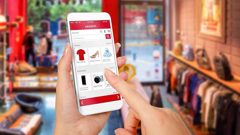 Cộng tác viên bán quần áo online