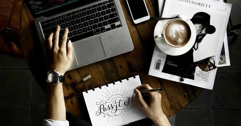 Thiết kế hình ảnh kiếm tiền online